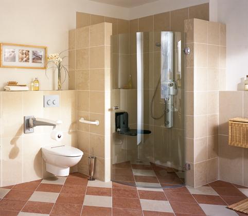 Barrierefreie b der von mundt preuss aus bad m nder - Altbau badezimmer ...